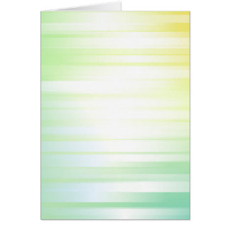 Motion Background Greeting Card
