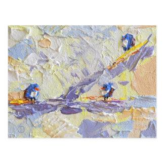 Motion Devotions Complete Painting 1 Postcard