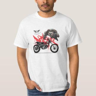 Motion in the Vein - Radical Enduro 01 T-Shirt