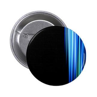 Motion Line Strike Effect Blurred 6 Cm Round Badge