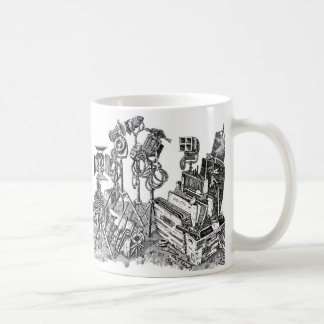 Motion Picture Grip & Electric Basic White Mug
