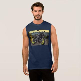 motion sleeveless shirt