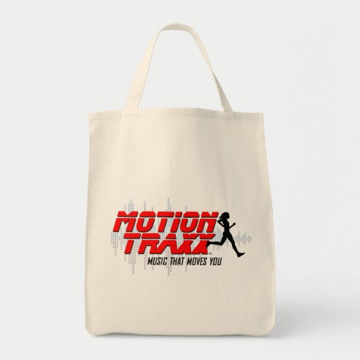 Motion Traxx Gym Tote Tote Bags