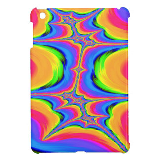 Motions of Existence Fractal iPad Mini Cases