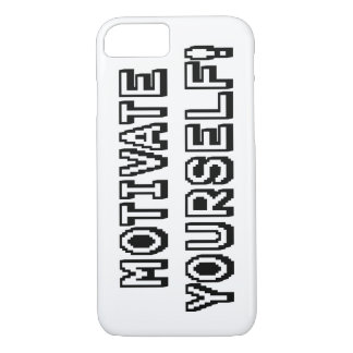 Motivate yourself iPhone 7 case