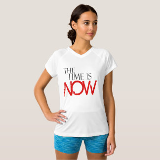 Motivated Fitness Inspire Words Red Black T-Shirt