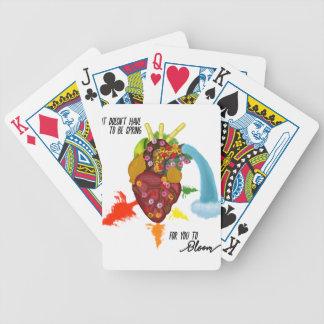Motivation for All Seasons Poker Deck