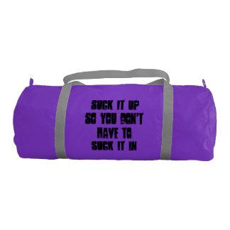 Motivation Gym Bag