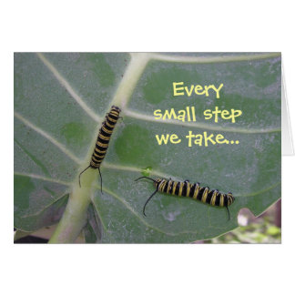Motivational Encouragement Greeting Card
