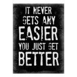 Motivational Gym Poster
