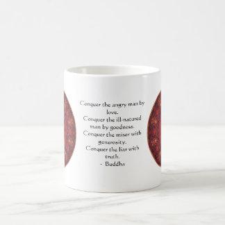 Motivational Inspirational Buddha Quote Coffee Mug