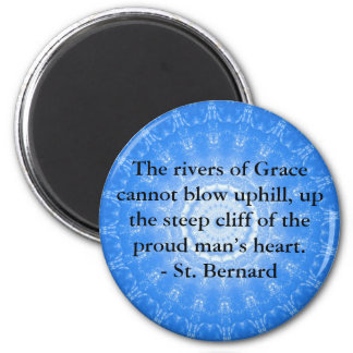 Motivational Inspirational Quote RECOVERY Magnet