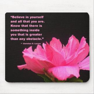 Motivational Mouse Pad