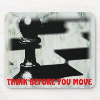 Motivational Mousepad From Chess World