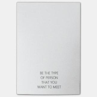 Motivational Notepad