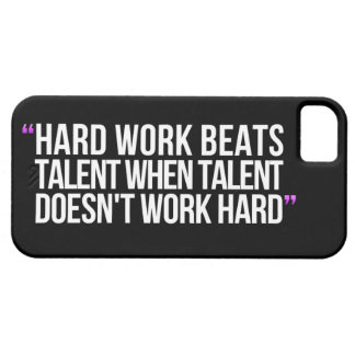 Motivational Quotes Barely There iPhone 5 Case