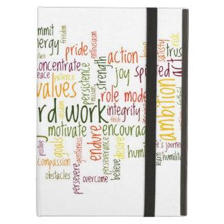 Motivational Words #2 positive attitude Case For iPad Air