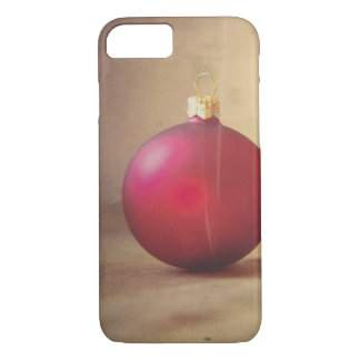 Motive for Christmas with Christmas ball… iPhone 7 Case