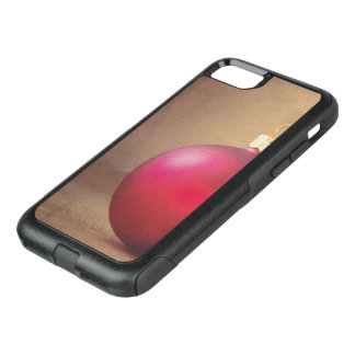 Motive for Christmas with Christmas ball… OtterBox Commuter iPhone 7 Case