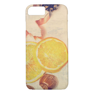 Motive for Christmas with fruits… iPhone 8/7 Case