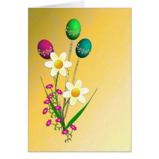 Motive for Easter Card