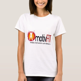 motivFIT Ladies Babydoll ( Fitted ) T-Shirt
