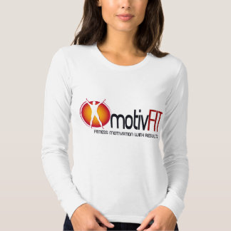 motivFIT Ladies Long Sleeve (Fitted) T-shirt