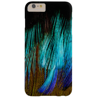 Motmot Feather Abstract Barely There iPhone 6 Plus Case