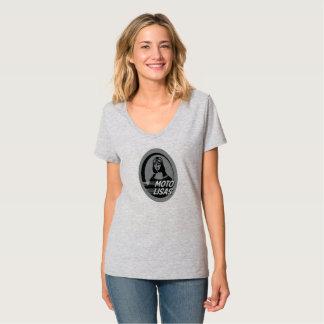 Moto Lisas V-Neck T-Shirt - Pick your colour!