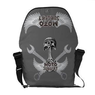 Moto speed shop messenger bags