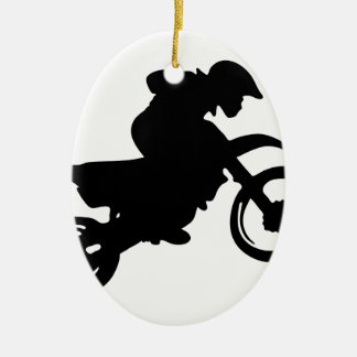 moto trial.png ceramic ornament