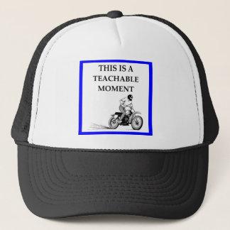 moto trucker hat