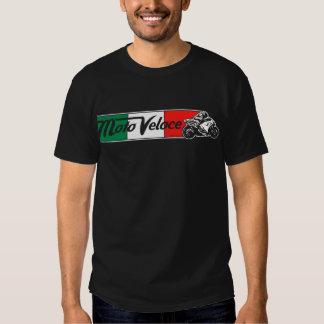 Moto Veloce (crisp) T-shirts