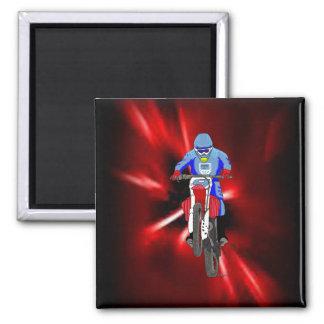 Motocross 101 magnet