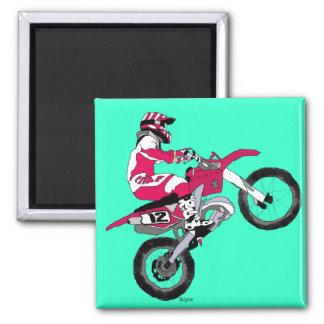 Motocross 300 magnet