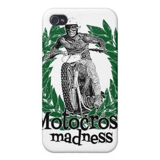 Motocross addict iPhone 4 case