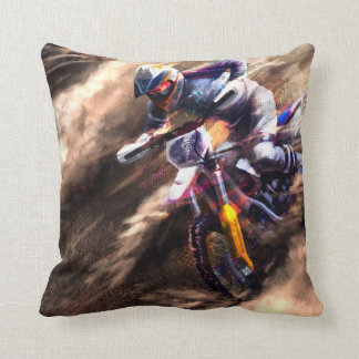 Motocross Cushion