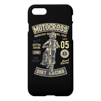 Motocross Glossy Phone Case