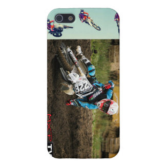 motocross i phone case