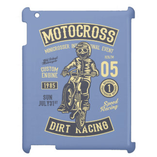 Motocross IPAD/IPAD MINI, IPAD AIR CASE iPad Cases