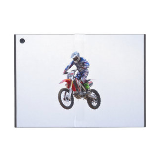 Motocross Jump Cover For iPad Mini