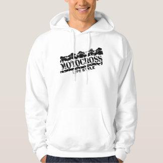 motocross life style v.1 hoodie