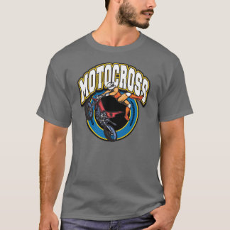 Motocross Logo T-Shirt