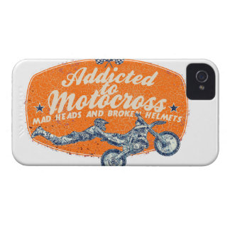 Motocross madness iPhone 4 cases