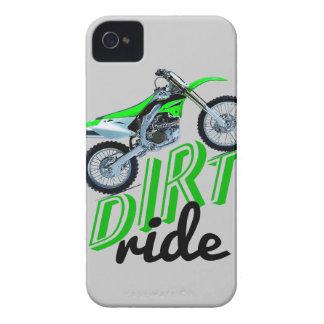 Motocross race iPhone 4 Case-Mate case