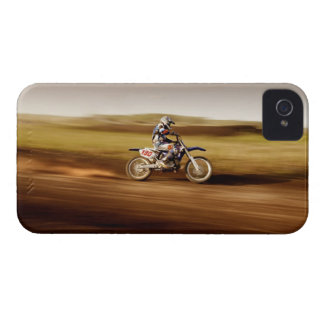 Motocross Rider 2 iPhone 4 Case