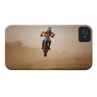 Motocross Rider iPhone 4 Cover
