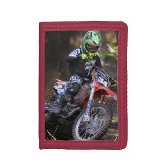 Motocross wallet