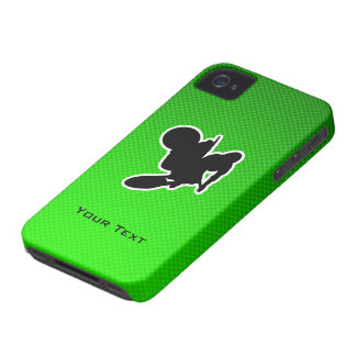 Motocross Whip iPhone 4 Case-Mate Cases