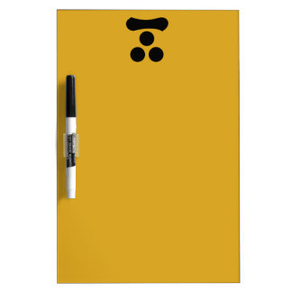 Motonari Mori Dry Erase Board